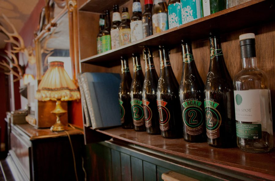 The Best of Irish Beer & Shopping Local