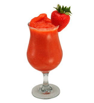 The Classic Frozen Strawberry Daiquiri Recipe — Dishmaps