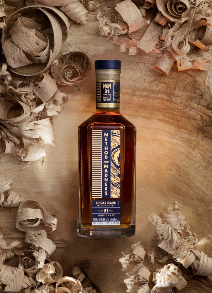 Method and Madness 31 Year Old Single Cask, Single Grain Limited Edition €1500_1