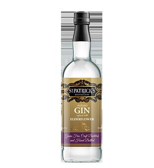 St-Particks-Elderflower-Gin