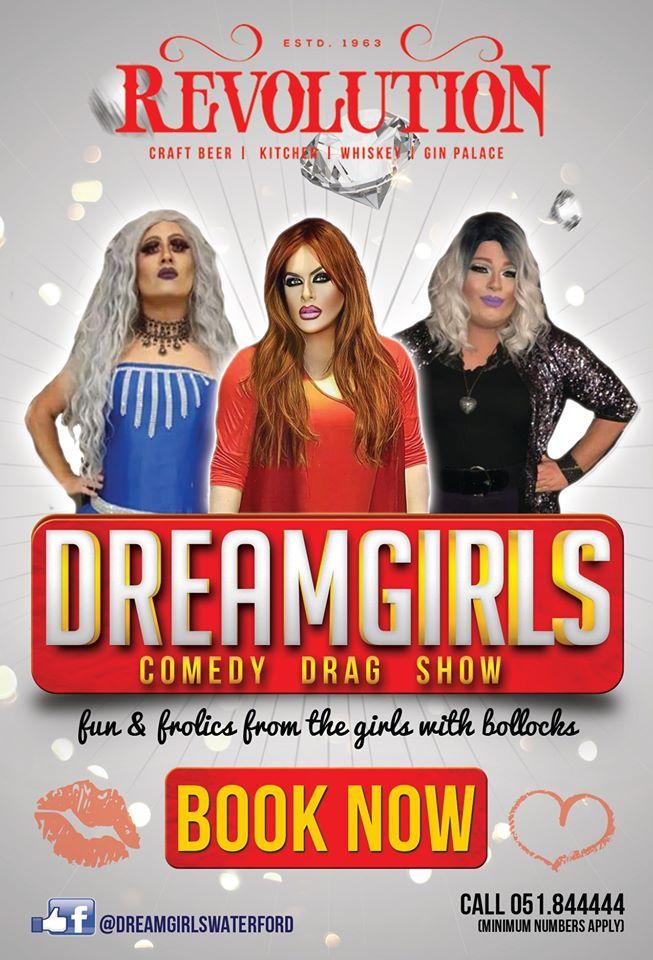 Dream Girls Drag Show
