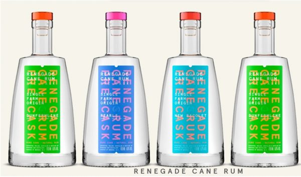 Renegae Rums from revolutionwaterford.com