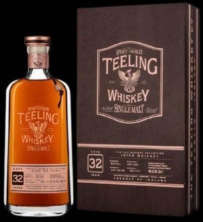 Teelings 32yo from Revolution whiskey shop